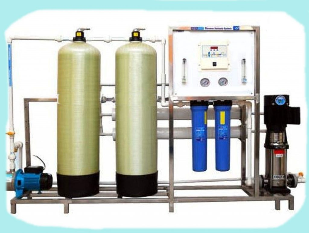 500 LPH RO Water Purifier for Industrial/Commercial Use, Free Installation