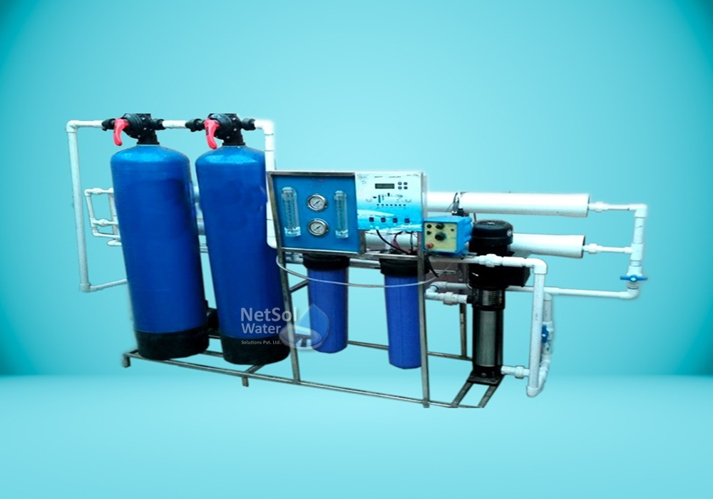 Automatic 1000 LPH RO Plant, Industrial RO Plant