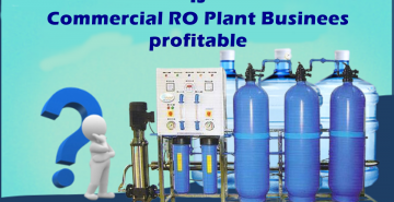 Commercial RO Plant Manufacturer and Business 9650608473