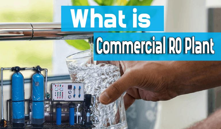 What is Commercial RO Plant