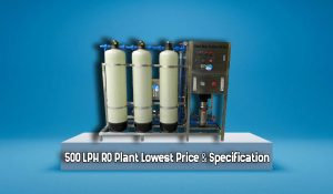 commercial ro plant 500 lph price