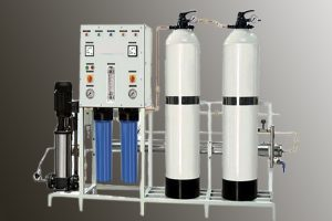 RO Plant - Lubi LCR 2-15 for 500 LPH RO Plant Manufacturer ...