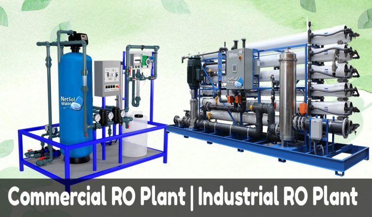 What are the advantages of Industrial and Commercial RO Plants?